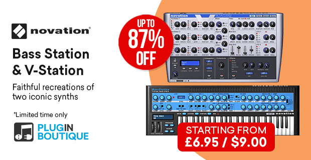 Novation Bass Station V Station 87