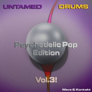 Past To Future Samples Untamed Drums Psychedelic Pop Edition Vol 3