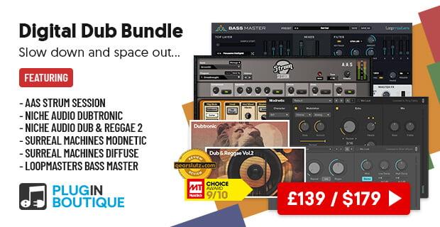 Plugin Boutique Digital Dub Bundle