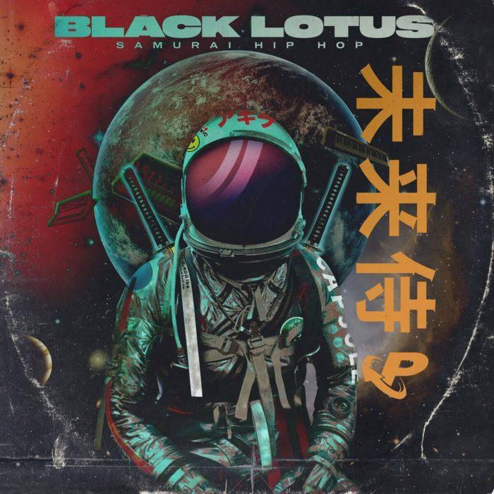 Prime Loops Black Lotus Samurai Hip Hop