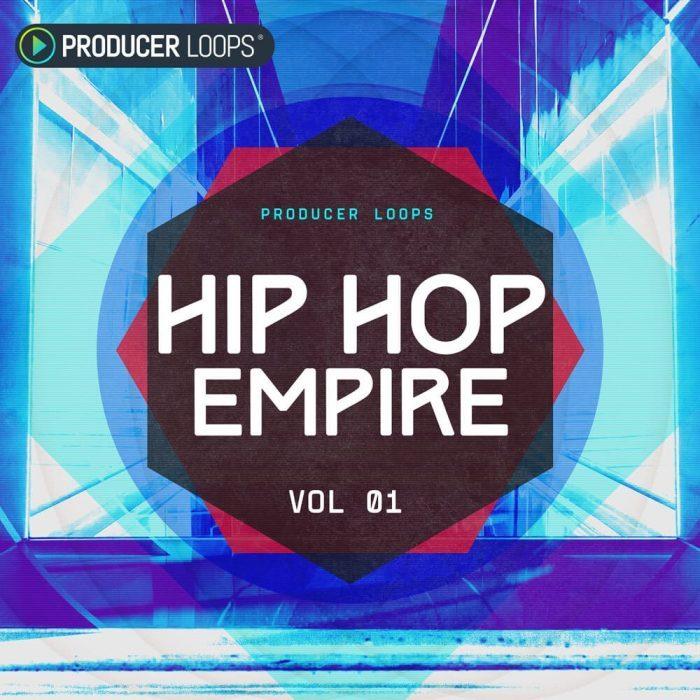 Producer Loops Hip Hop Empire Vol 1