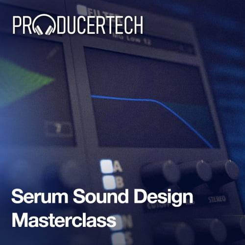 Producertech Serum Sound Design Masterclass