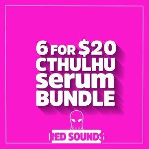 Red Sounds Cthulhu & Serum Bundle Sale