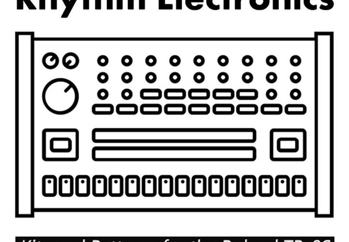 Rhythm Electronics Vintage Drum Machines for Roland TR 8S