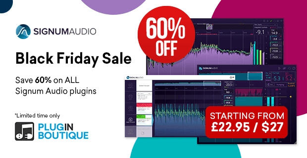 Signum Audio Black Friday