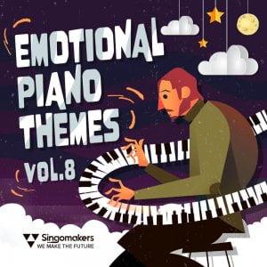 Singomakers Emotional Piano Themes 8