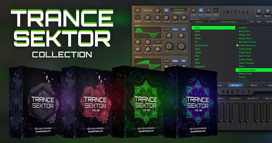 Sounds2Inspire TranceSektorCollection feat