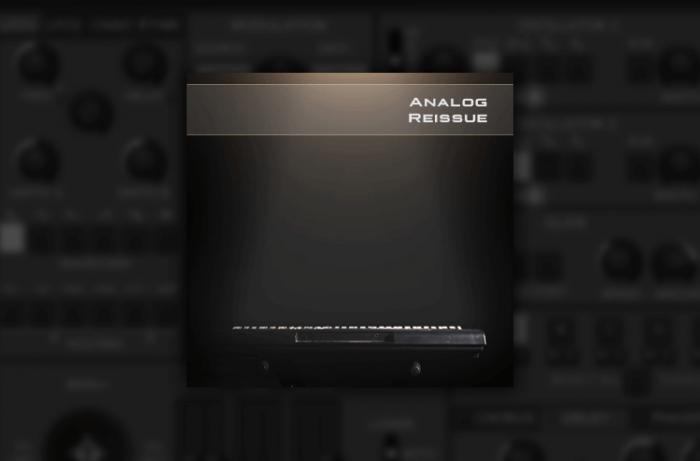 Soundsdivine Analog Reissue for SyncX