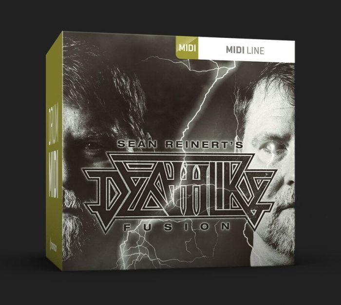 Toontrack Deathlike Fusion MIDI
