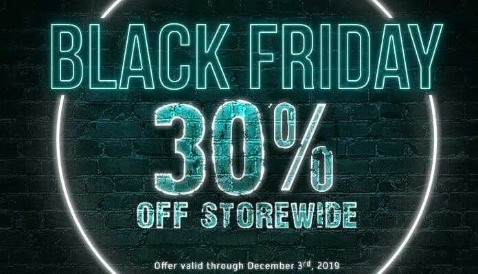 UVI Black Friday 2019