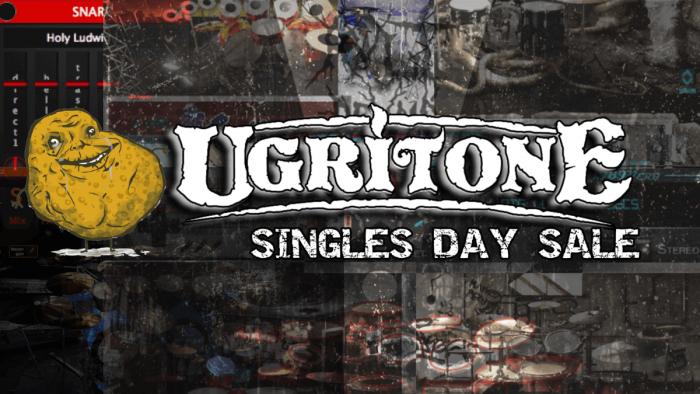 Ugritone Singles Day Sale