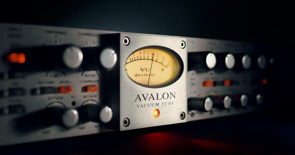 Universal Audio Avalon VT-737