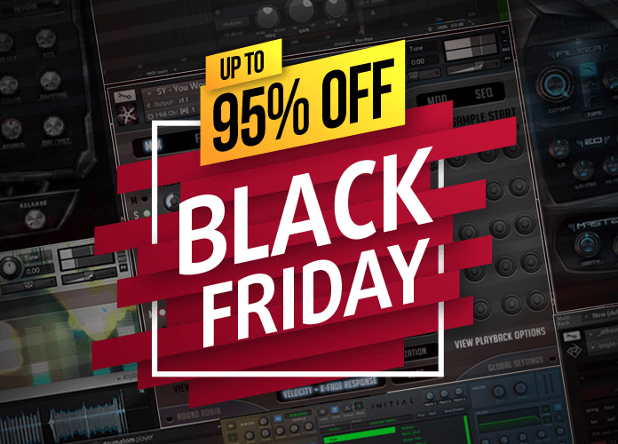VST Buzz Black Friday 2019