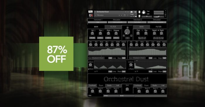 VST Buzz Orchestral Dust