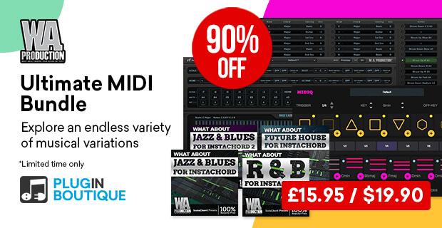 WA MIDI Bundle 90 OFF