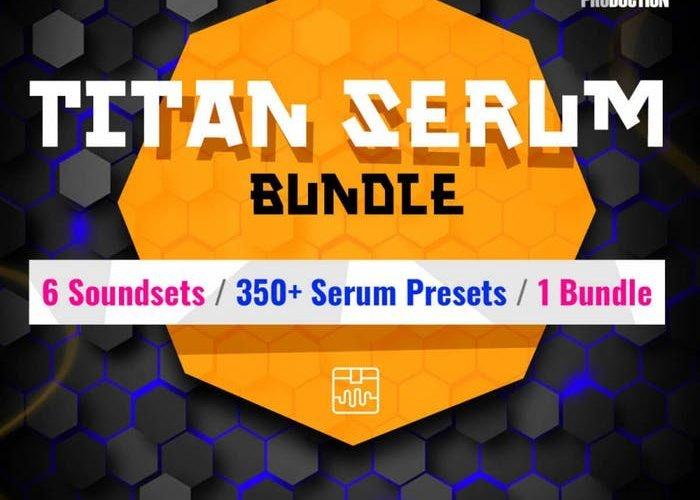 WA Production Titan Serum Bundle