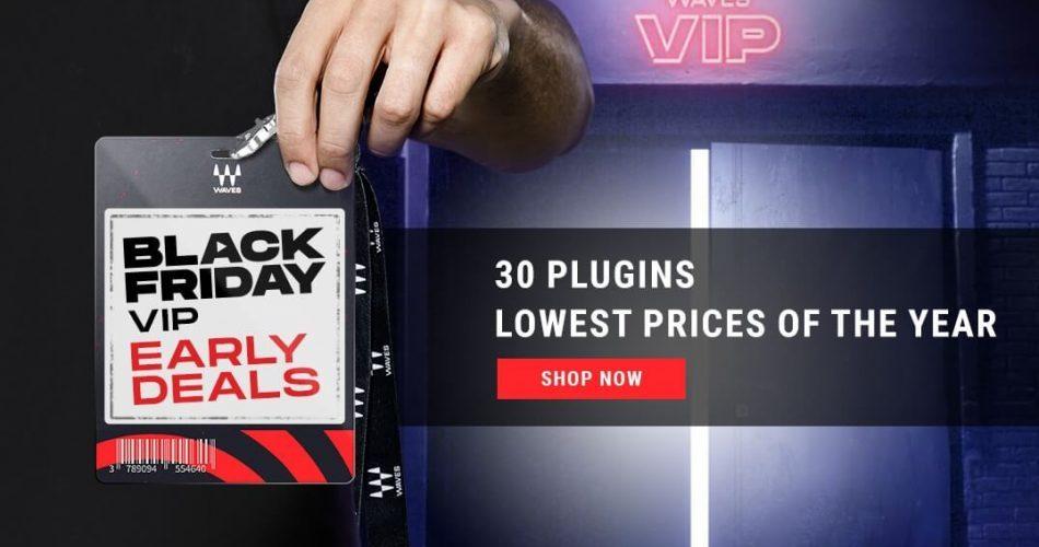 Waves Audio Black Friday VIP 2019