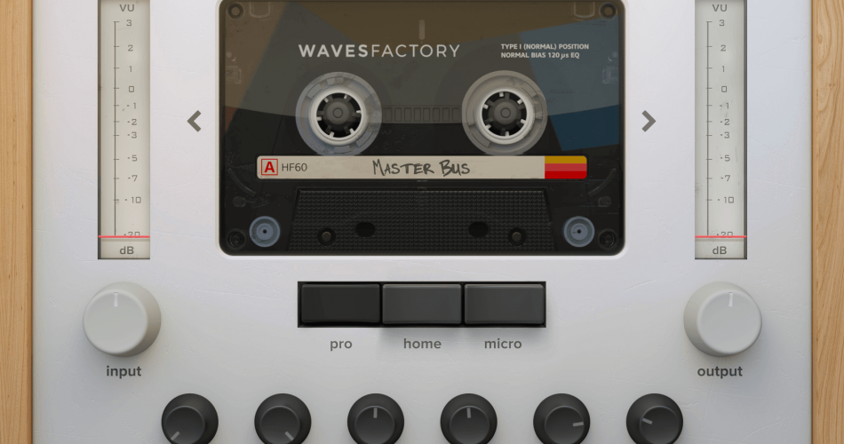 Wavesfactory Cassette Type I