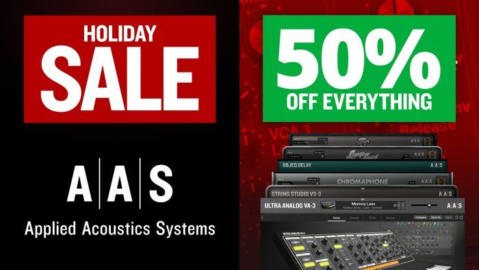 AAS Holiday Sale 2019