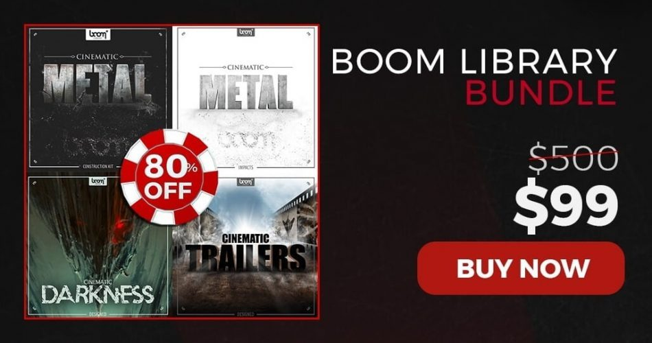 APD BOOM Library Bundle