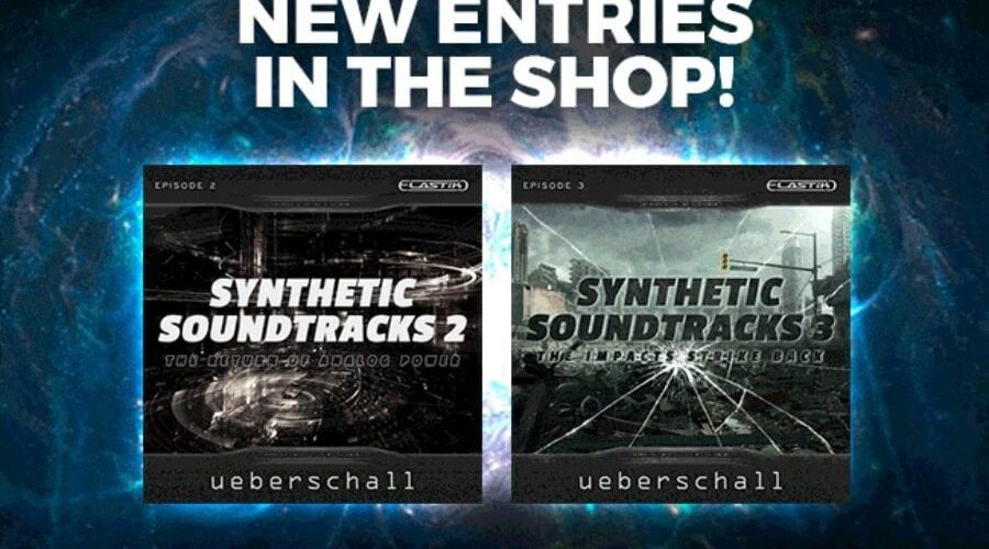 APD Ueberschall Synthetic Soundtracks