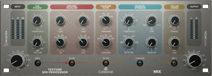Acustica Audio Celestial Texture Mix Processor