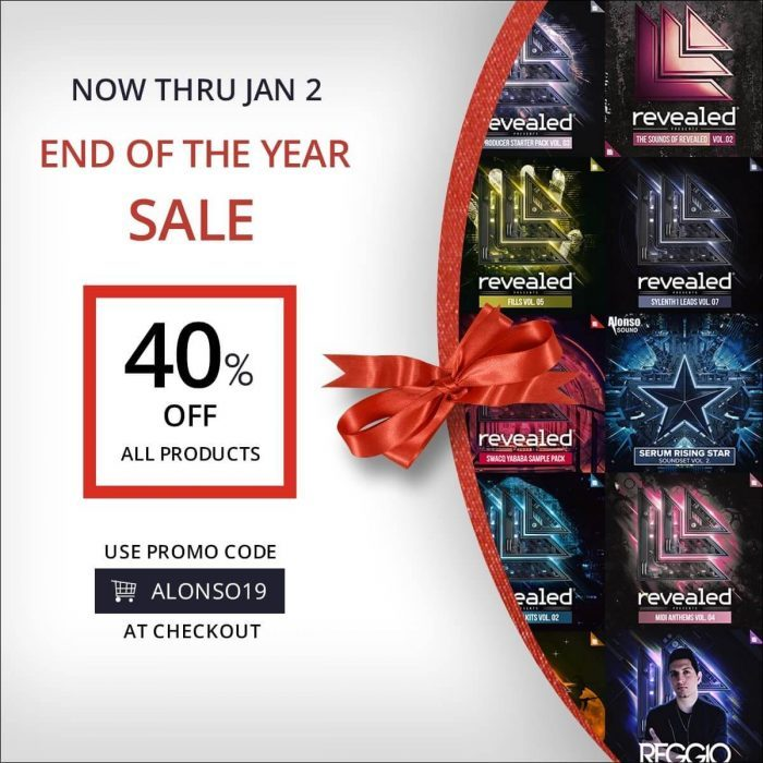 Alonso Sound End of the Year Sale 2019