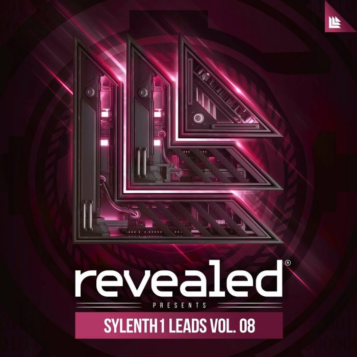 Alonso Sound Revealed Sylenth1 Leads Vol 8
