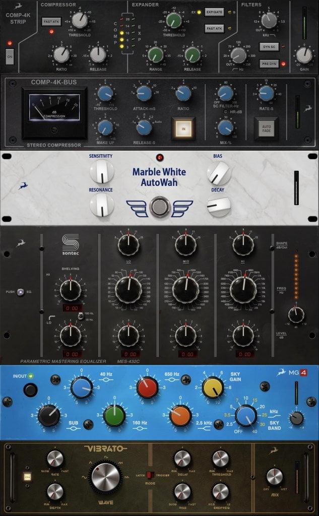 Antelope Audio Synergy Core FX