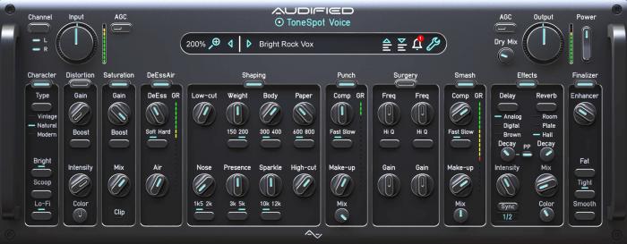 Audified ToneSpot Voice Pro