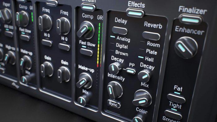 Audified ToneSpot Voice Pro feat