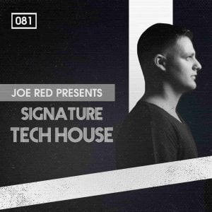 Bingoshakerz Joe Red Signature Tech House