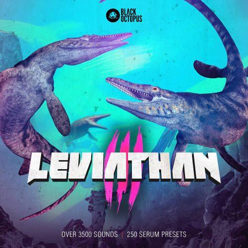 Black Octopus Leviathan 3