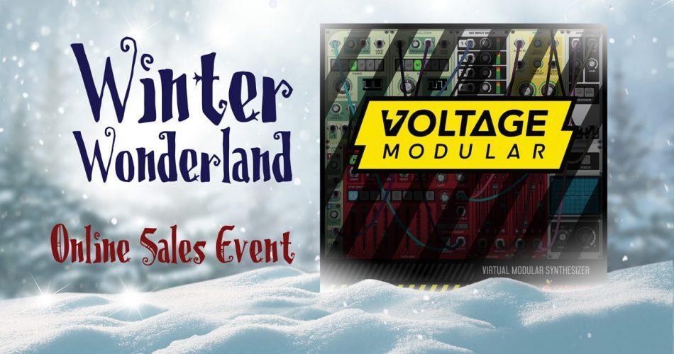 Cherry Audio Winter Wonderland Sale