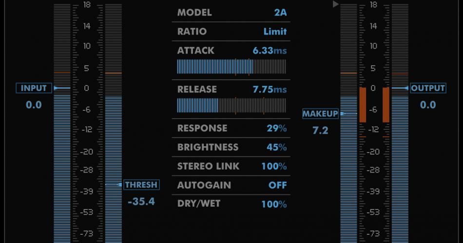 DMG Audio TrackComp 2