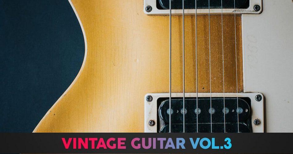 Dabro Music Vintage Guitar Vol 3