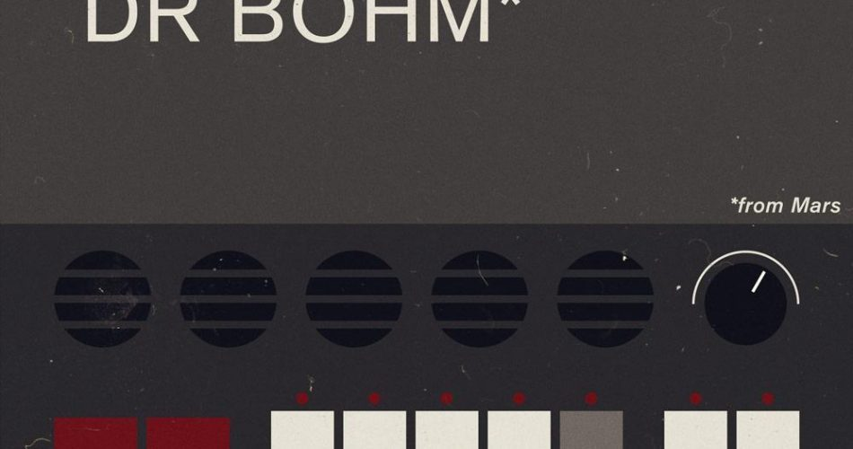Dr Bohm From Mars art