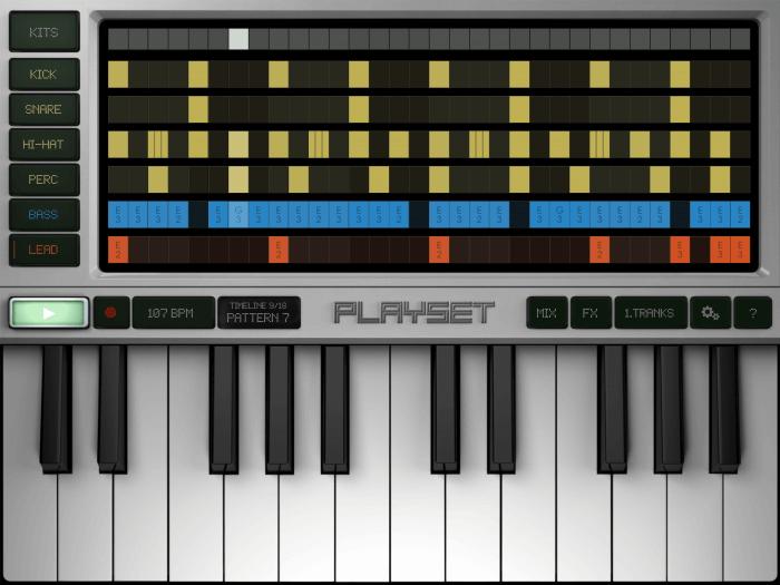 Fingerlab Playset