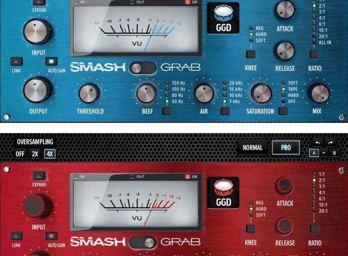 Get Good Drums Smash Grab 2.0 Pro