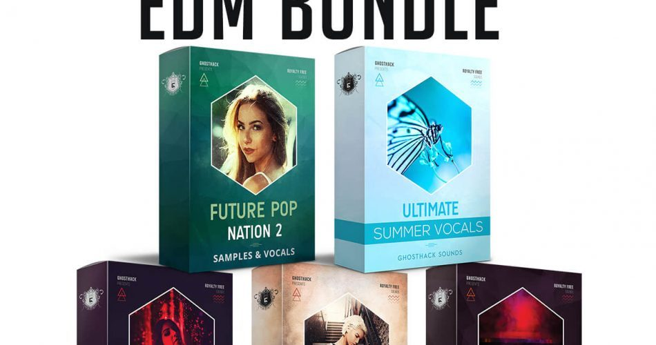 Ghosthack Ultimate EDM Bundle