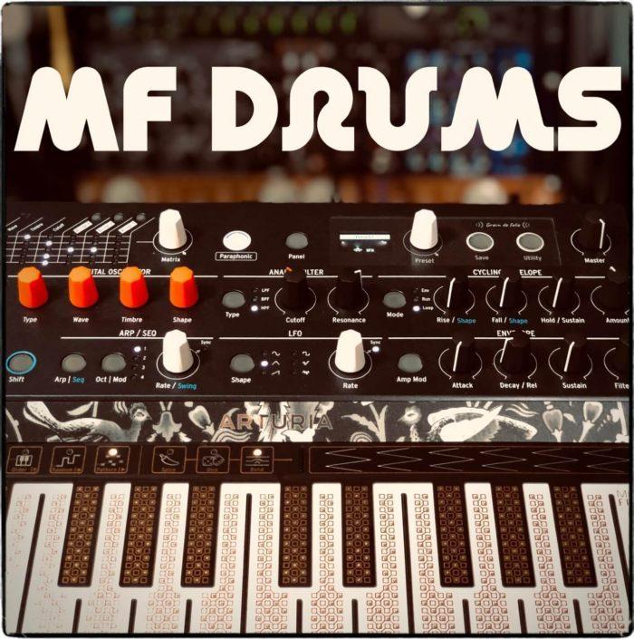 Goldbaby MF Drums