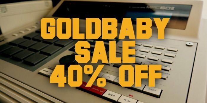 Goldbaby Sale 40 off