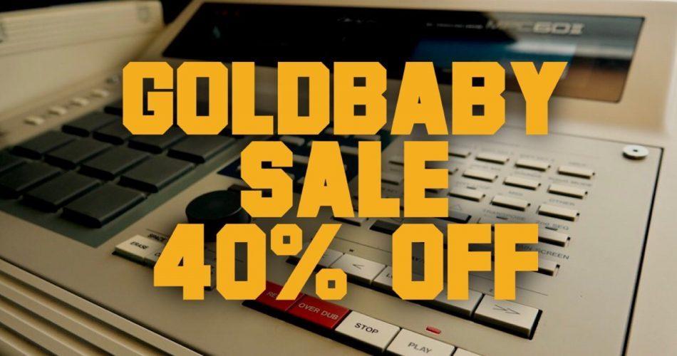 Goldbaby Sale 40 off