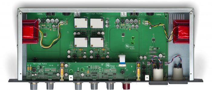 Heritage Audio HA 609A inside