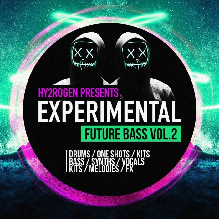 Hy2orgen Experimental Future Bass Vol 2
