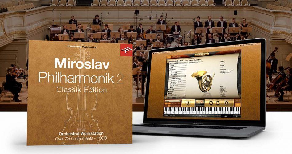 IK Krazy Deal Miroslav Philharmonik 2 CE