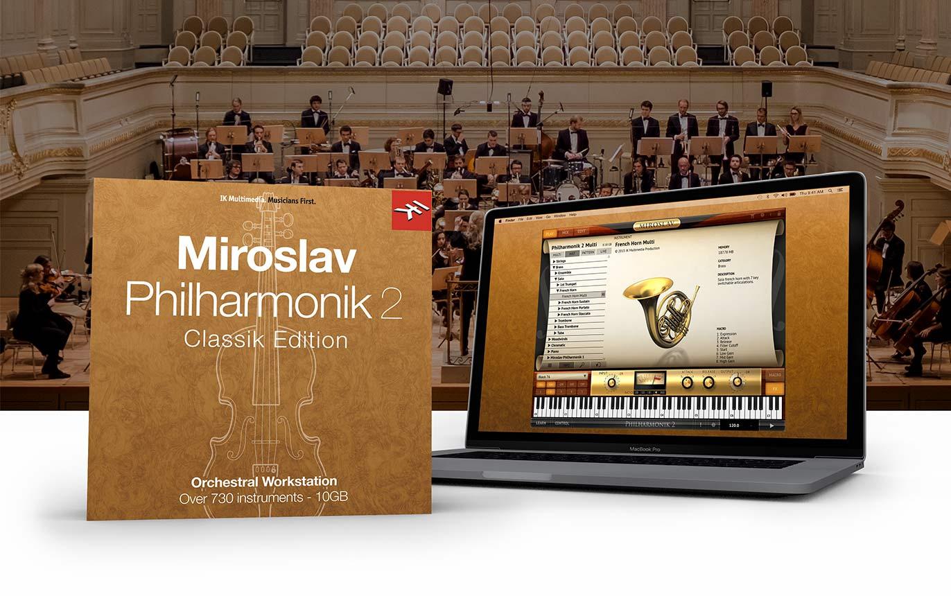 Miroslav Philharmonik 2 Ce Virtual Orchestra On Sale For 39 99 Usd