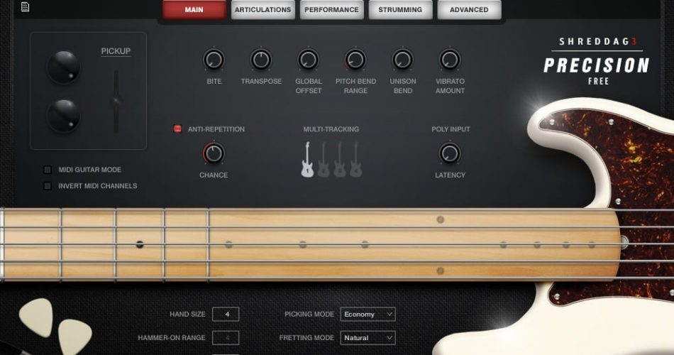 Impact Soundworks Shreddage 3 Precision FREE