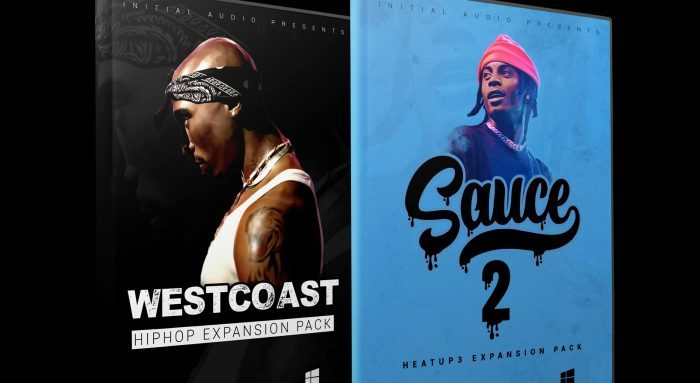 Initial Audio Sauce 2 & Westcoast
