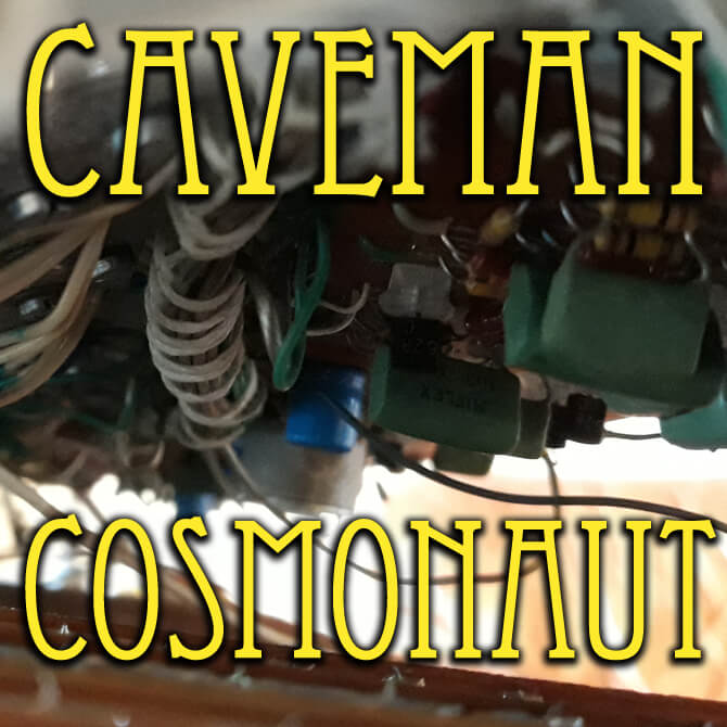 Karoryfer Samples Caveman Cosmonaut
